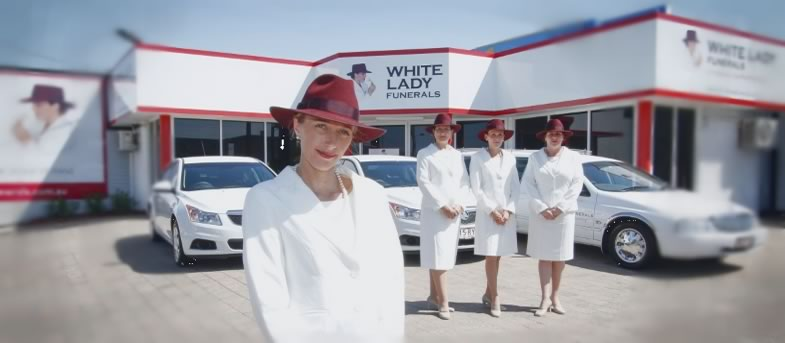 Your Local White Lady Funeral Directors